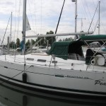 Pearl's Starboard Aft Quarter