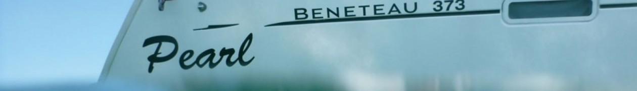 Sailing Pearl: Travels on a Beneteau Oceanis 373