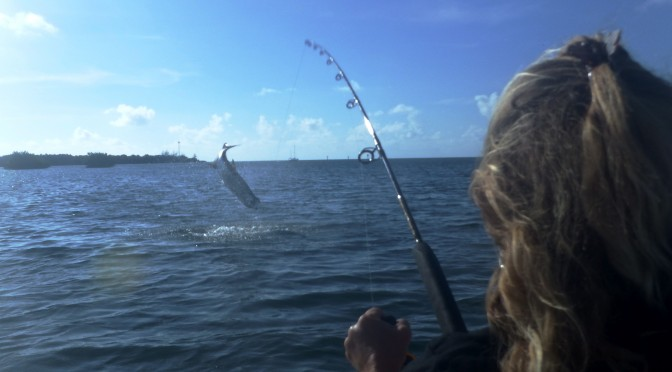 Tarpon and Flats fishing with Reuben