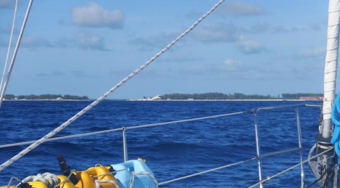 Crossing to Bimini: We (finally) did it