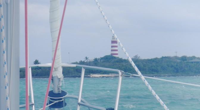 Little Harbor to Hopetown, Abaco, Bahamas