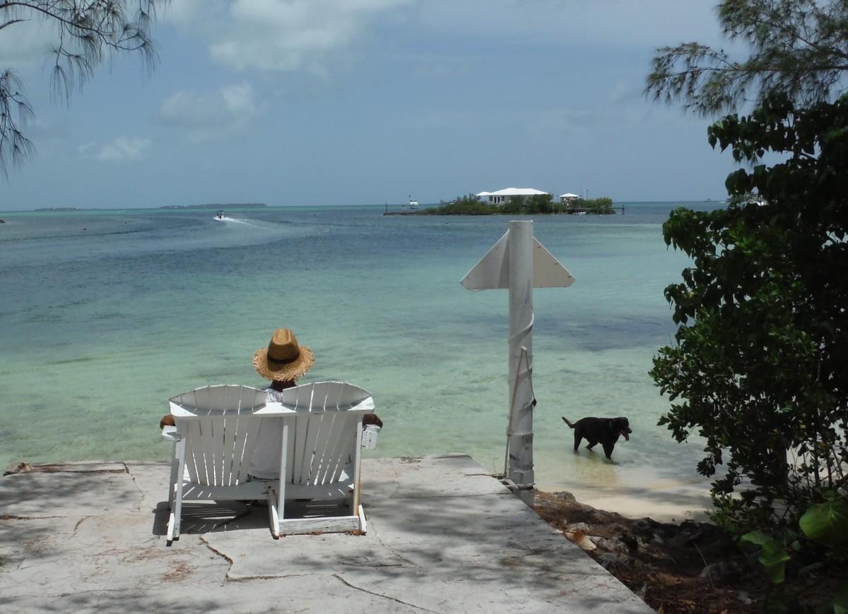 Hopetown, Abaco, Bahamas